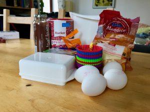 Marmorkuchen ohne mehl